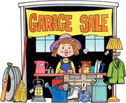 GARAGE SALE Best deals ever! Tuesday 25.06.2011