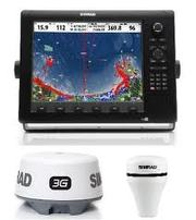 Selling Simrad NSE12 Navigation Pack - NSE12,  GS15 & BR24