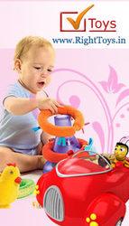 Fun frolicking toy stuffs to fantasize your kids