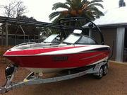 Malibu Sunscape 21LSV Ski & Wakeboard Boat