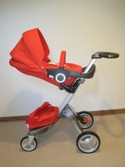 Brand New Stokke Xplory stroller