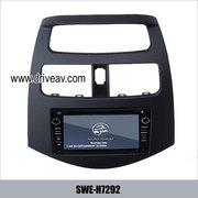Holden Barina Spark in dash DVD player GPS navi IPOD SWE-H7292