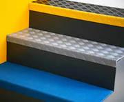 Multifunctional non-slip stair treads