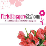 Floral happiness being delivered any time to Singapore