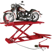 Handy 16900 1000 lb. Sam 2 Air Motorcycle Lift and more