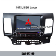 MITSUBISHI Lancer OEM radio car dvd player TV gps navigation SWE-M7190