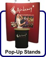 UK Pop up Banner Displays Design Supply