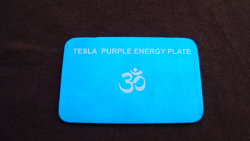 Tesla Purple Energy Plates Pay For 2 And Take 3 With Free