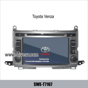 Toyota VENZA radio Car DVD Player GPS Navigation bluetooth IPOD TV