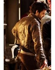 Da Vincis Demons Tom Riley Leather Jacket