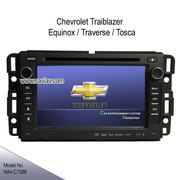 Chevrolet Traiblazer Equinox Traverse Tosca radio car DVD GPS navi TV