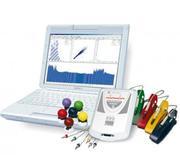 Cardiograph,  doppler,  encephalograph,  miograph,  rheograph,  Adelaide