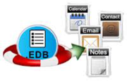 Export EDB to PST Exchange 2010