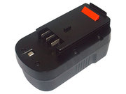 Cordless Drill Battery for Black and Decker A1718