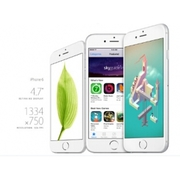Apple Iphone 6 64GB Silver Factory Unlocked