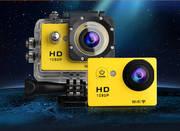 Outdoor sports camera waterproof Mini DV wifi remote video recording