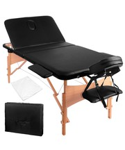 Forever Beauty Portable Aluminum Massage Table - Flipdeals