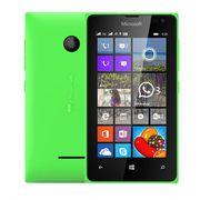 Microsoft Lumia 435 Dual SIM Green Window 8.1 smartphone