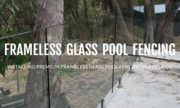 Lee Benson Fencing - Frameless Glass Pool Fencing