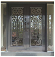Buy Wrought Iron Doors at Best Price