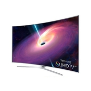 genuine  Samsung 4K SUHD JS9000 Series Curved Smart TV