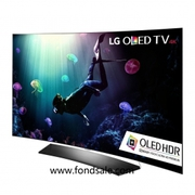 LG OLED65C6P Curved 65-Inch 4K Ultra HD Smart OLED TV--355 USD