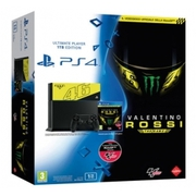 Playstation 4 PS4 Console 1TB Valentino Rossi Limited Edition