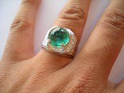 Zambian Best Quality Emerald Gemstone