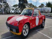 Porsche 914 95993 miles