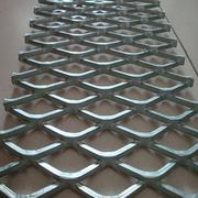 Expanded Metal Mesh Mild Steel