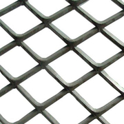 Low Carbon Steel Expanded Metal Wire Mesh