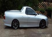 Holden Maloo 8 cylinder Petr