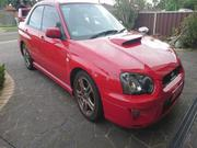 subaru impreza 2005 Subaru Impreza WRX S Manual AWD MY05