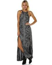 Attractive Looking Element Mosiac Womens Dress