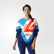 Adidas Originals Archive Womens Sweatshirt