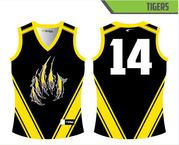 Sublimated Basketball Uniforms in Australia - Spida sports