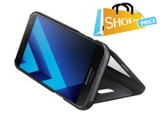 Samsung Galaxy A5 (2017) S View Standing Cover - Black
