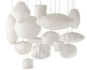 Replica George Nelson Bubble Lamp Ball Pendant Light