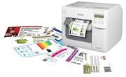 Epson TM-C3500 Colour Label Printer USB/ETHs