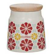 Anna Gare Peggy Coffee Canister - Red