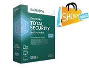 Kaspersky Total Security Multi-Device 3-Device 2Yr Win/MAC
