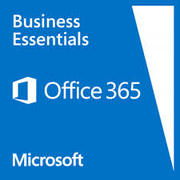 Microsoft Office 365 Business Essentials 1yr Subscription