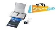 Canon Ip110 Pixma Bubble Jet Printer Portable A4