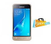 Samsung Galaxy J1(2016) Dual SIM (2G)* J120H 3G 8GB Black