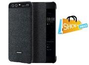 Huawei P10 Plus Smart View Flip Cover - Dark Gray