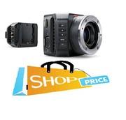 Blackmagic Micro Studio Camera 4K - Body Only