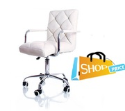 Varossa's Focus Office Chair (White)