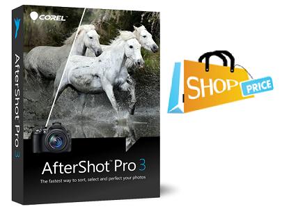 Corel AfterShot Pro 3 UPGRADE Licence