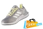 Adidas Cosmic 2 (Grey/Yellow) - Ladies