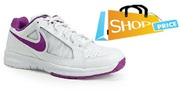 Nike Air Vapor Ace (White/Violet) - Ladies size US 9 only
